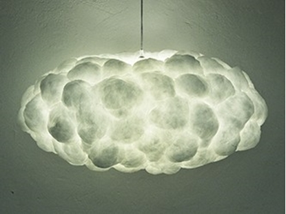 Picture of NUVOLA LUMINOSA PENDENTE 90 CM
