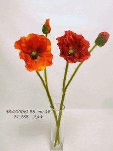 Immagine di POPPY SPRAY W/1 FLR, 1 BUD CM 46