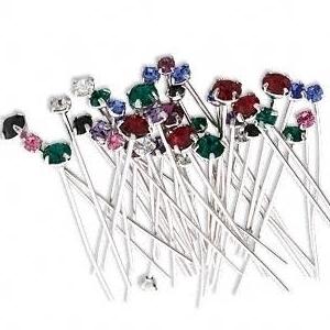 Immagine per la categoria Spilli Perle e Strass cristalli