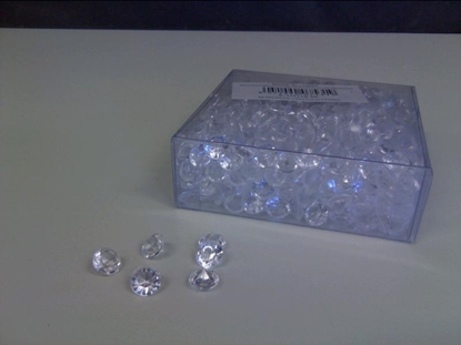 Picture of DIAMOND IN PVC 10 MM IN BOX
