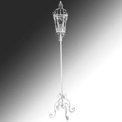 Picture of LANTERNA FERRO LAMPIONE VIAREGGIO CM35X35H180