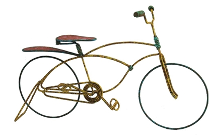 Picture of BICICLETTA VINTAGE 122X39 H72