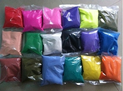 Picture of SABBIA - COLORED SAND 0.1-0.5 MM  (BAG 1 KG)