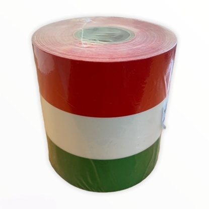 Picture of NASTRO starstrong h.108 mm x 100 mt TRICOLORE