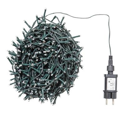 Immagine di CATENA LED x 720 MULTI CON FLASH FILO GREEN