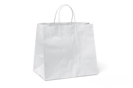 Picture of SHOPPERS SURF XLARGE WHITE CM 35X22X32 CF.15 PZ.