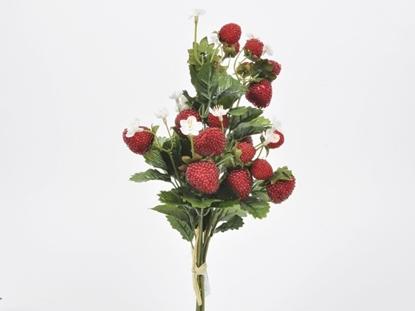 Immagine di Mazzo di fragole 39 cm